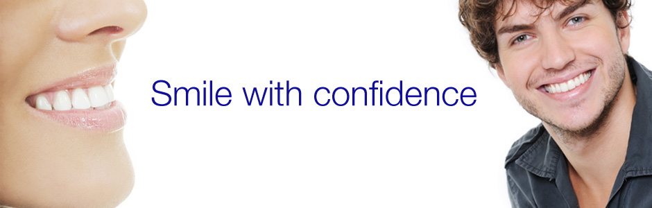 confidence smile